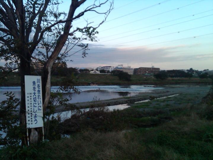 Golf Ferry Across Tamagawa - Kawasaki