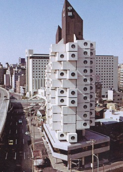 nakagin-capsule-tower