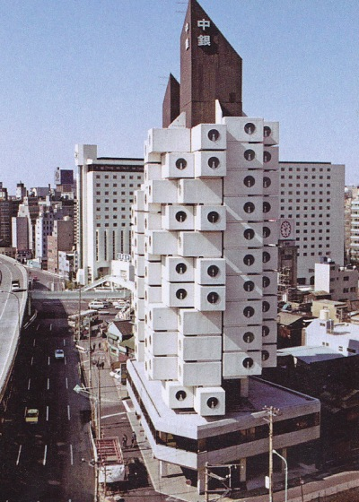nakagin-capsule-tower