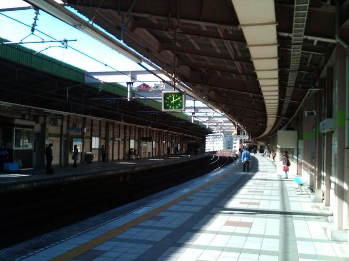 Higashiojima Station 東大島駅