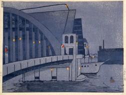 New Kachidoki Bridge (#20r), (no date)