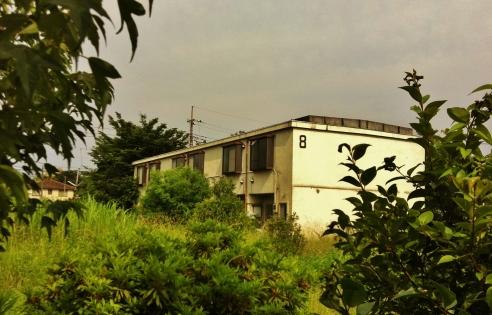 Building 8 (June 2012)