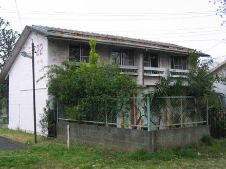 Building 22 (April, 2008)