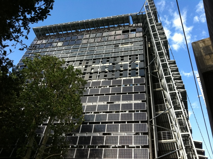 Environmental Energy Innovation Building, Tokyo Institute Technology 2
