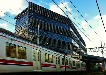 Environmental Energy Innovation Building, Tokyo Institute Technology 21