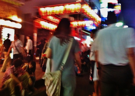 Hot night in Shimbashi 1 couple 2