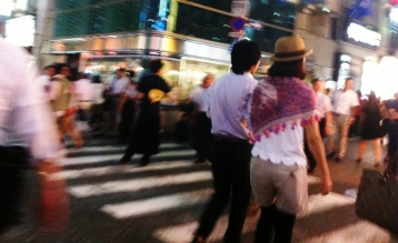 Hot night in Shimbashi 1 couple