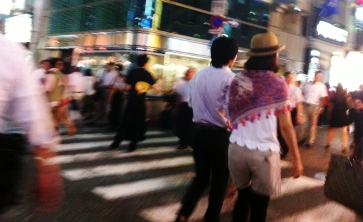 Hot night in Shimbashi 1 couple