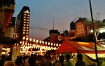 Hot night in Shimbashi 1 festival