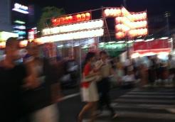 Hot night in Shimbashi 1 girls 2