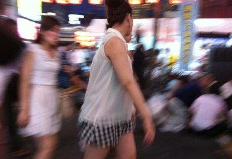 Hot night in Shimbashi 1 girls