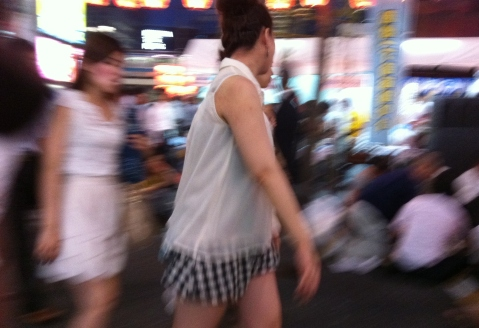 Hot night in Shimbashi 1 girls