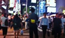 Hot night in Shinbashi新橋で熱い夜