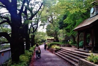 4 - Edogawa walking path