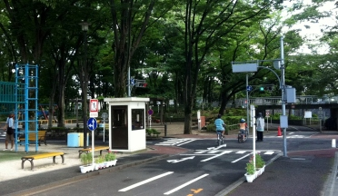 Suginami Children's Traffic Park - 11