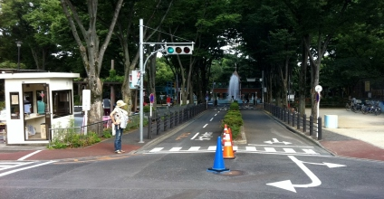 Suginami Children's Traffic Park - 20