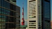 2. Tokyo Tower Mount Fuji