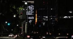 26. Tokyo Tower from Hibiya