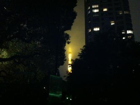 31. Tokyo Tower Atago Hill