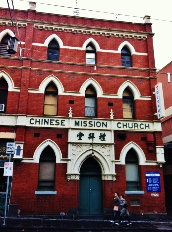 Melbourne Chinese mission church