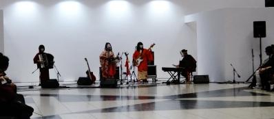 13. Tokyo Design Festa girl band
