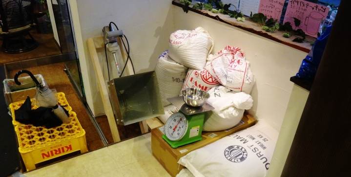 Beer Dojo Asagaya scale malt