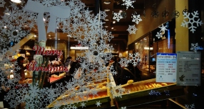 Ginza bakery merry christmas