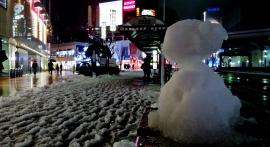 2 - Ginza snowman