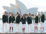 white Australian Olympians