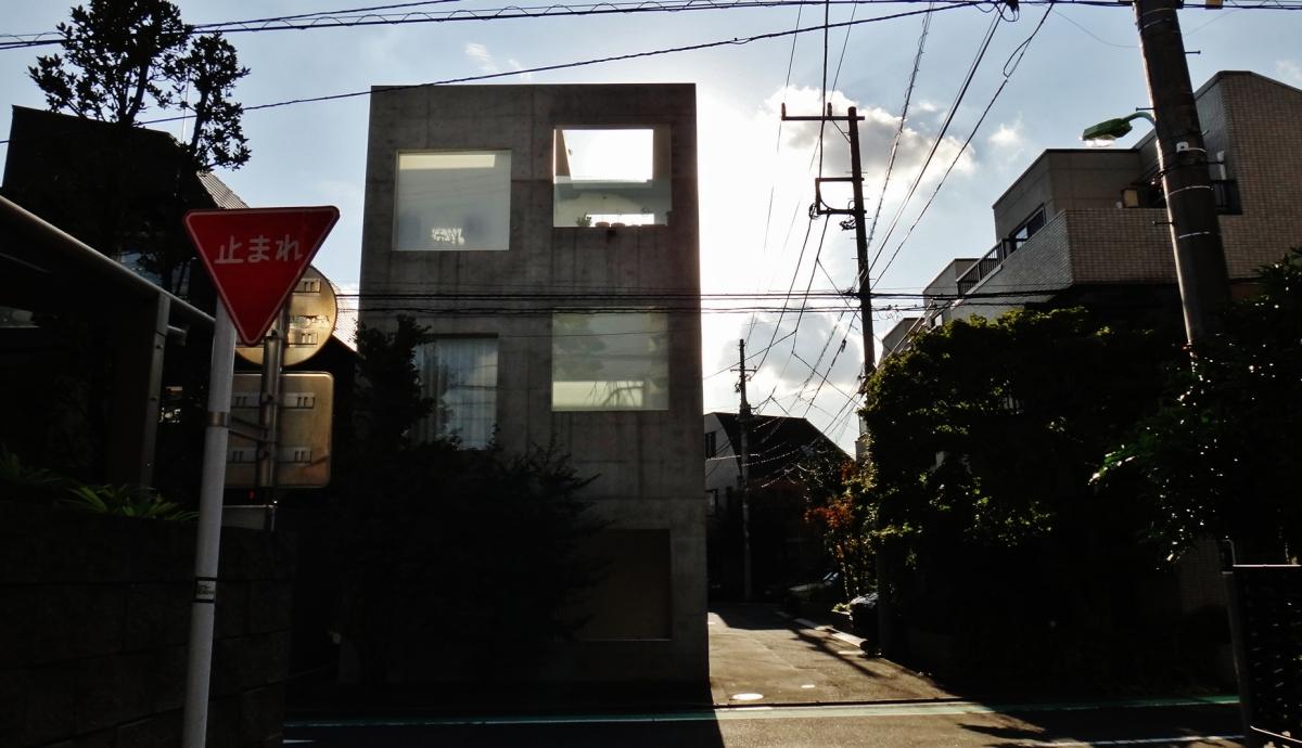 A wild Sou Fujimoto chase 藤本壮介めぐる冒険 (House H)
