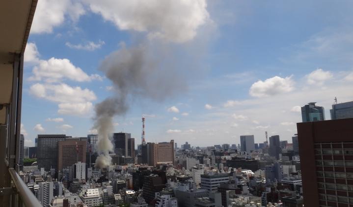Tokyo fire 1