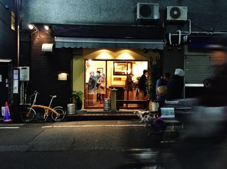beer-pub-ishii-nishi-nippori-yanaka-night