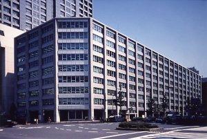 Iino Building 1960