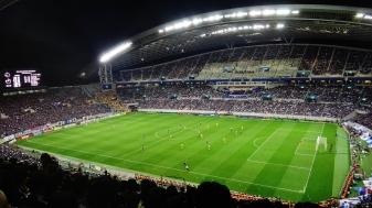 Saitama Japan stadium field