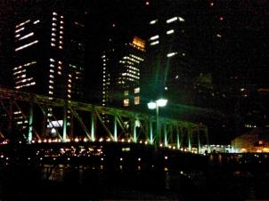 (18) Bridge to TY Harbor (on right)