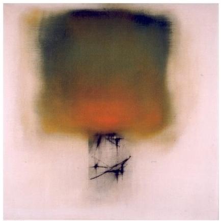 Fernando Zobel - El Balcon II (1964)
