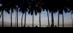 Manila at dawn Roxas blvd