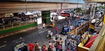 Libertad Station Manila