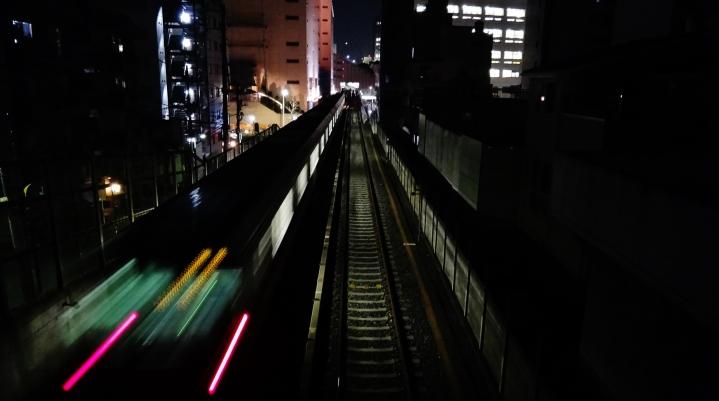 Maranouchi Train tunnel Korakuen