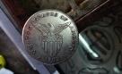 Philippine peso US dollar 1902 coin