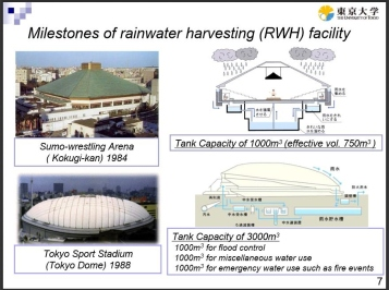 Japan stadium water storage 1