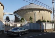 tokyo water tower Ota-ku