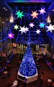 Saitama christmas tree Keyaki Hiroba Plaza