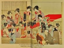 A walk in the sex park: Yoshiwara and the Tokyobordello