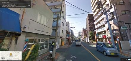 Yoshiwara main gate 2013 today