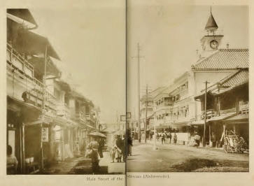 Yoshiwara1899 main street Nakanocho