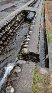 Shirakawa water drainage system