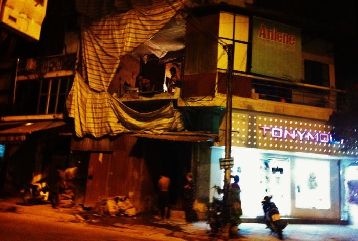 Hanoi Vietnam Old Town