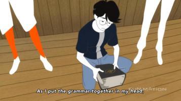 Tatami Galaxy English Conversation Circle 5