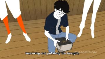 Tatami Galaxy English Conversation Circle 6